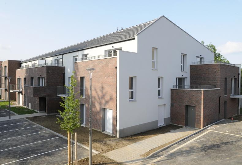 Programme immobilier Neoximo résidence Antoine Jospeh Thobois à Provin