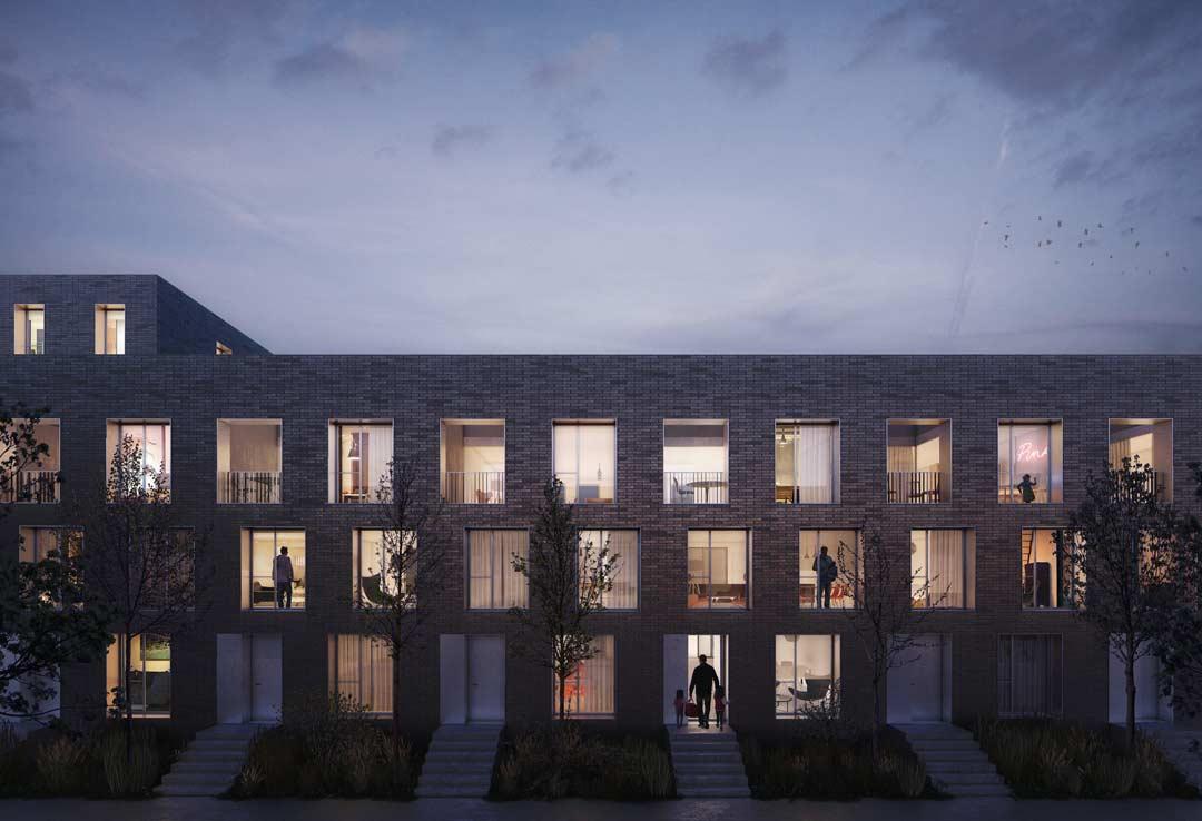 Programme immobilier Neoximo Dynamik à Lomme